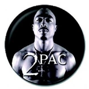 2Pac - (25mm Button Badge)